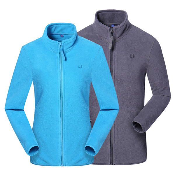 AJW101 Men's and Women's fleece jacket